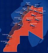 Trafic des passagers en Juin dans les aéroports Marocains