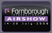 Le salon aéronautique de Farnborough ouvre ses portes