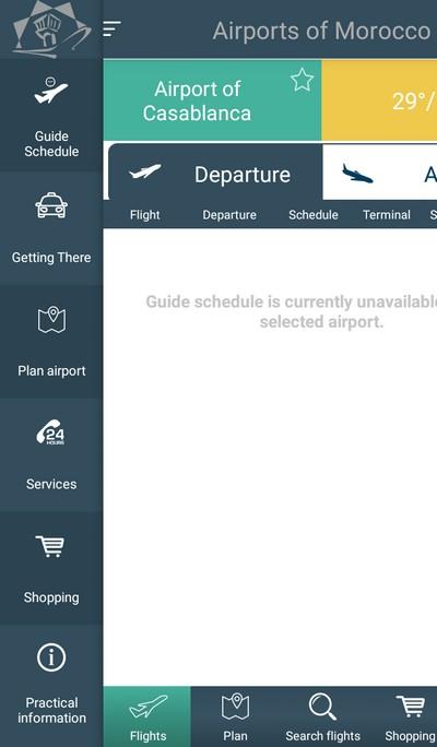 L'ONDA lance son application destinée aux usagers des aéroports marocains
