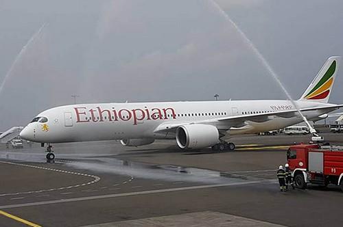 Ethiopian Airlines relie sans escale Addis-Abeba à Heathrow en A350 XWB