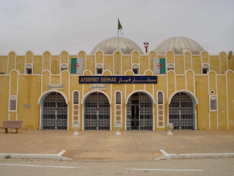 Aéroport international de Guemar
