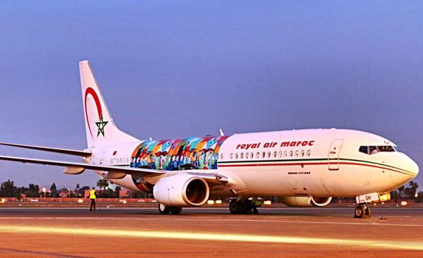 """Trois artistes remportent le concours """"Wings Of African Art"""" de Royal Air Maroc"""