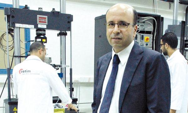 Karim Cheikh nouveau président du GIMAS, Groupement des industries marocaines aéronautiques et spatiales