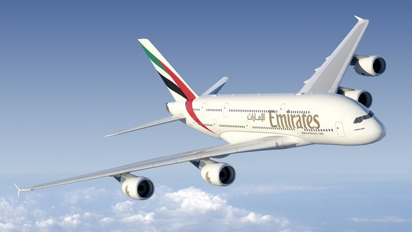 """Résultat de recherche d'images pour """"Bourget air show, Emirates, new A380, 2017"""""""