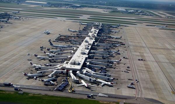 L'aéroport Atlanta-Hartsfield Jackson premier au monde pour la 19ème année consécutive