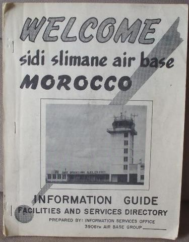 Maroc: Quand un bombardier B-47 transportant une bombe nucléaire avait pris feu