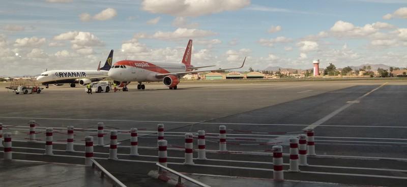 Aéroport Marrakech Menara - Ph. Aeronautique.ma