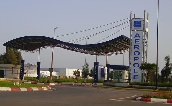 Une deuxième tranche de l'aéropôle de l'aéroport MohammedV en projet