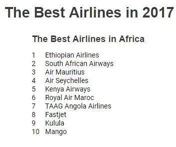 Royal Air Maroc fait son entrée au Top100 des meilleures compagnies aériennes au Monde, 6ème en Afrique