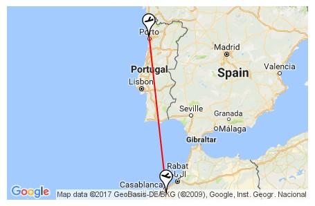 Royal Air Maroc lance Casablanca-Porto trois fois par semaine