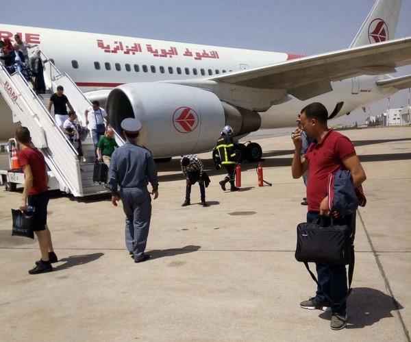 Un vol d'Air Algérie fait demi-tour vers Casablanca suite à une panne moteur