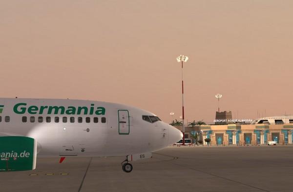 Germania relie pour la deuxième année consécutive Zurich et Agadir