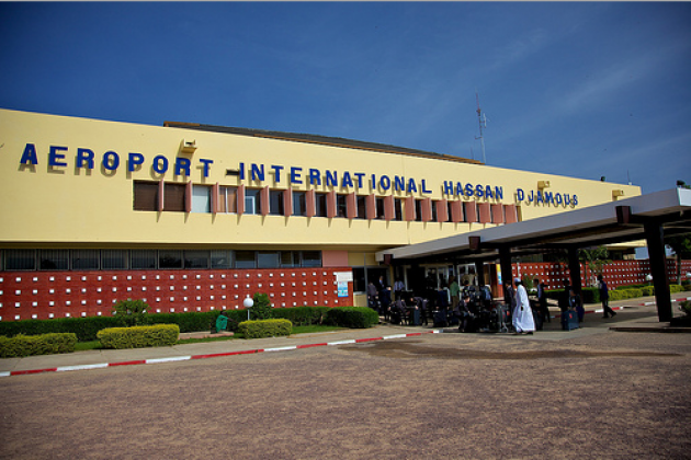 Aéroport International de N'Djamena