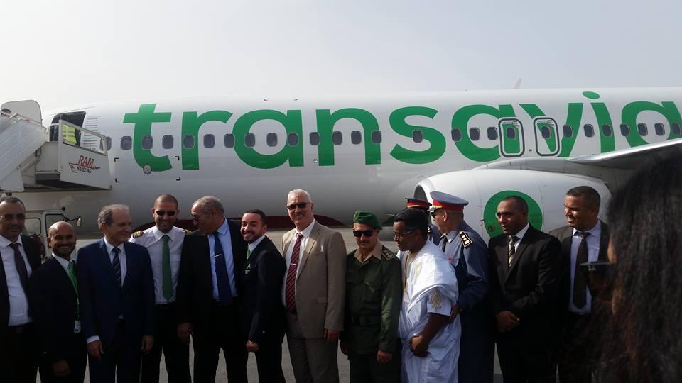 Transavia inaugure son vol reliant l'Europe à la ville marocaine de Dakhla