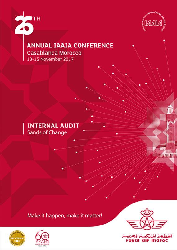 Casablanca accueille la Conférence annuelle des auditeurs internes des compagnies aériennes