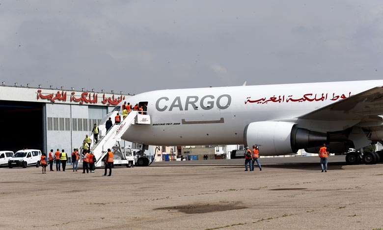 RAM inaugure un vol cargo entre Casablanca et Nouakchott en B767-300