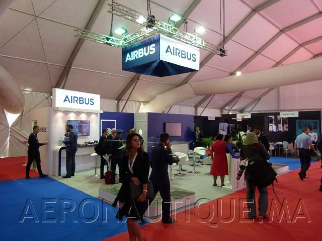 Marrakech Airshow 2018: Airbus présente en statique le C295 et le A330 MRTT