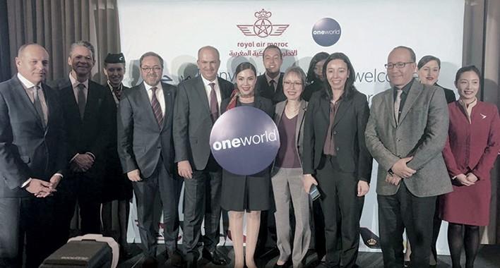 Royal Air Maroc invitée à devenir les ailes de Oneworld en Afrique