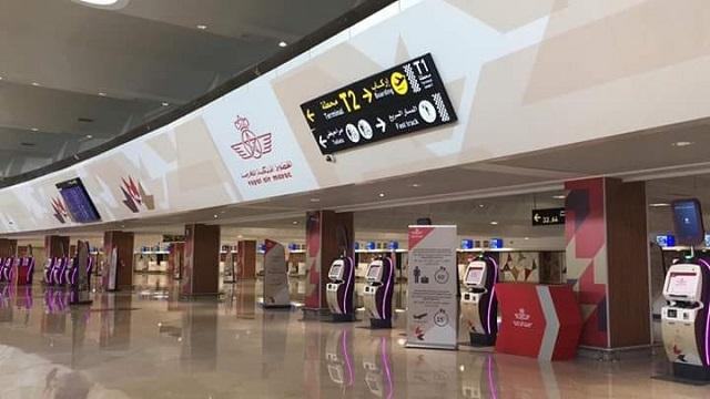 SM le Roi inaugure le nouveau Terminal 1 de l'aéroport Mohammed V et lance plusieurs infrastructures aéroportuaires