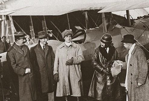 Il y a 100 ans, Latecoère et Lemaître reliaient Toulouse à Casablanca en 12 heures