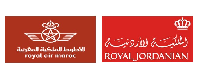 Royal Air Maroc et Royal Jordanian signent un partage de codes sur la ligne Casablanca – Amman