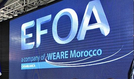 Inauguration de deux unités de production de composants aéronautiques à Nouaceur: EFOA et Tacaero Maroc