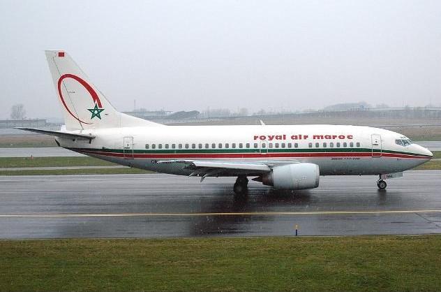 Royal Air Maroc: Décollage tardif à seulement 120 mètres de l'extrémité de piste de l'aéroport de Gatwick