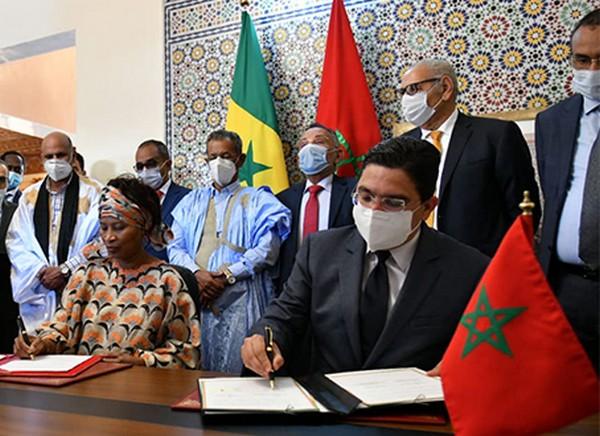 Maroc - Sénégal: Mémorandum d'entente relatif à la coopération technique dans l'aviation civile