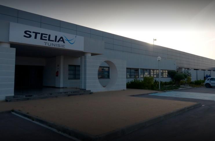 Stelia Aerospace participe à la réalisation du Falcon 10X