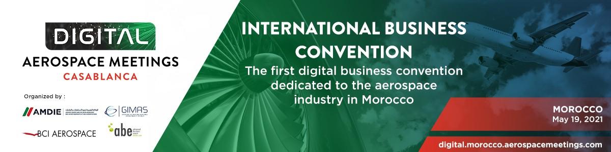 Maroc: Le 1er Digital Aerospace Meetings Casablanca dresse un état des lieux de l'aéronautique national