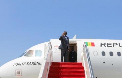 Sénégal: Un A320neo neuf remplace l'Airbus présidentiel Pointe Sarène