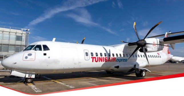 Tunisair Express relance ses liaisons vers Sfax et la Lybie avec ses nouveaux ATR 72-600
