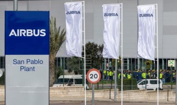 Usine Airbus San Pablo à Séville