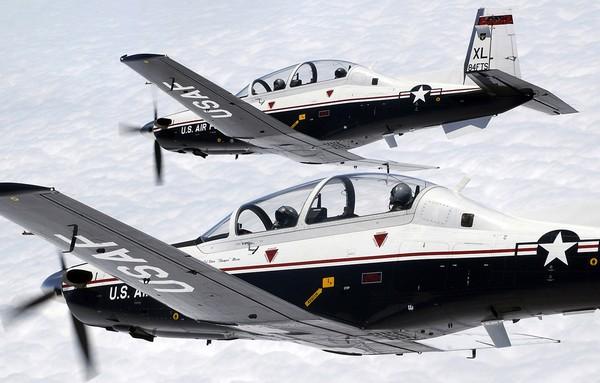 L'armée de l'Air Tunisienne recevra huit T-6C Texan II en 2022