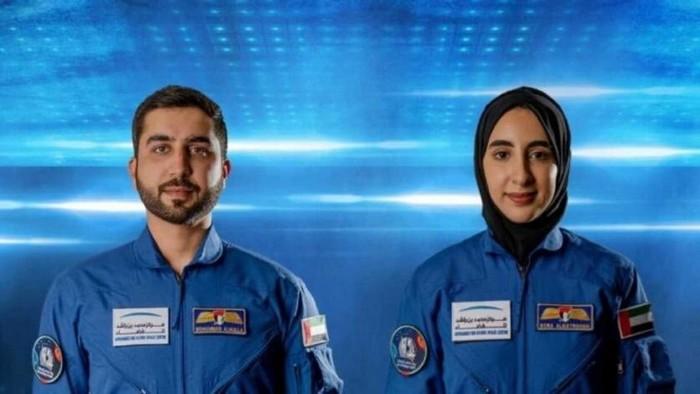 Emirats arabes unis: Nora al-Matrouchi et Mohamad al-Mulla sélectionnés pour devenir astronautes
