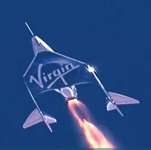 Ph. Virgin Galactic Facebook