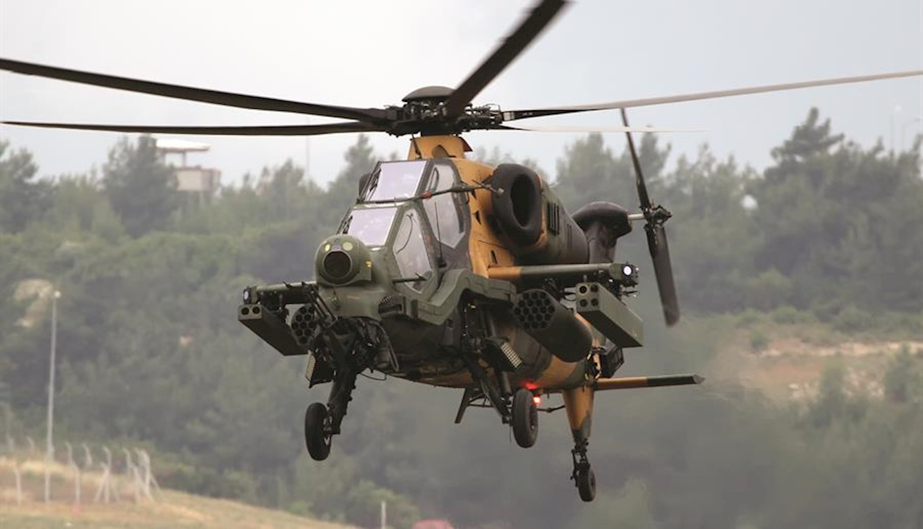 Ph. Turkish Aerospace : T129 ATAK