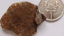 Meteorite North West Africa (NWA) 12606 - X-mol.com
