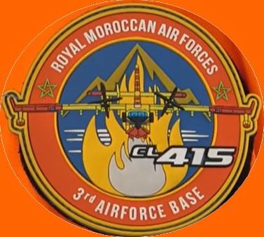 Maroc : Trois Canadair CL-415 de plus prévus en 2022