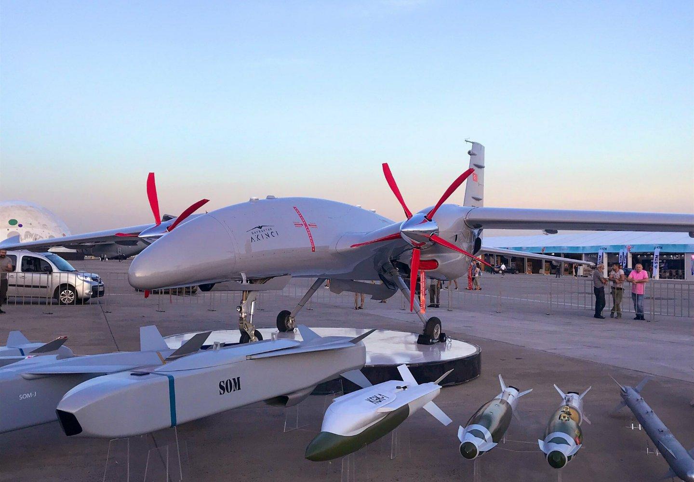 Le drone Akinci
