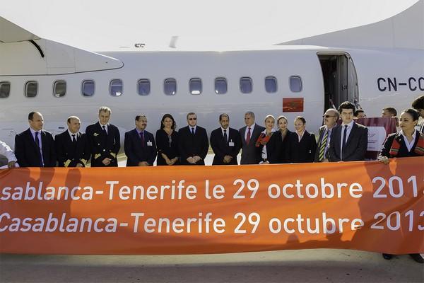 Royal Air Maroc: Lancement d'une nouvelle liaison vers les Iles Canaries en ATR72-600