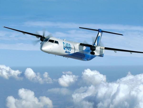Dubaï: Abu Dhabi Aviation signe une lettre d'entente portant sur une deux avions Q400 NextGen de Bombardier