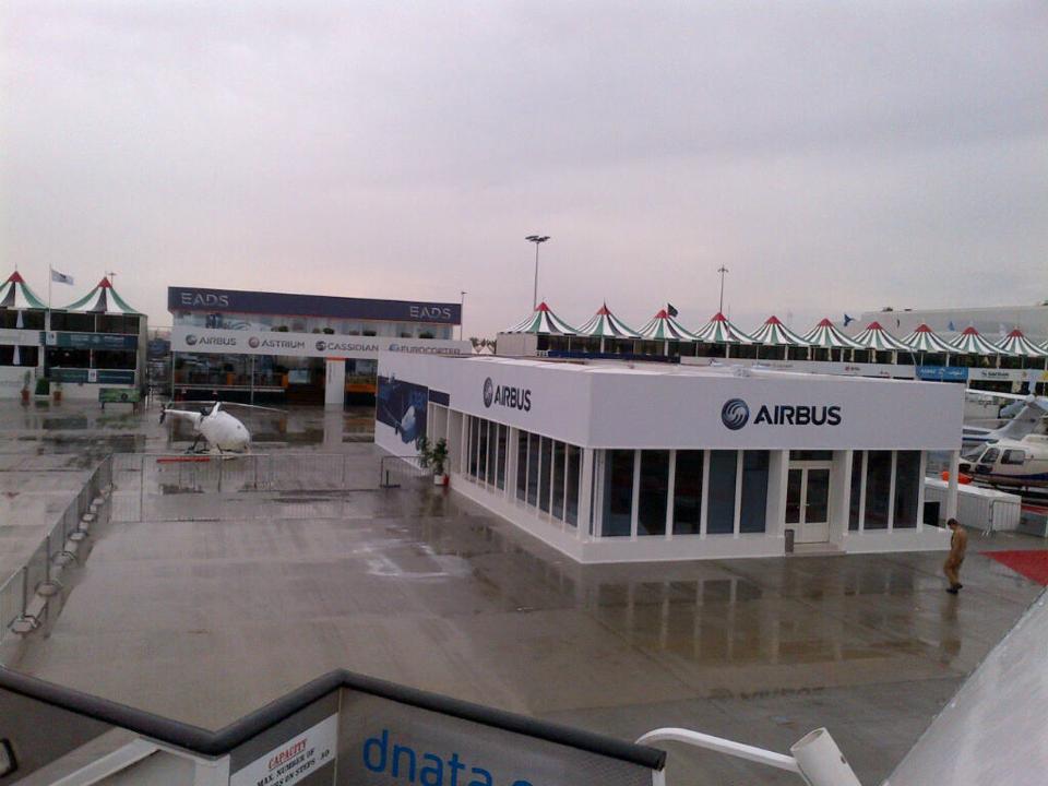 Le Salon Aéronautique de Dubaï le plus important de tous les temps pour Airbus