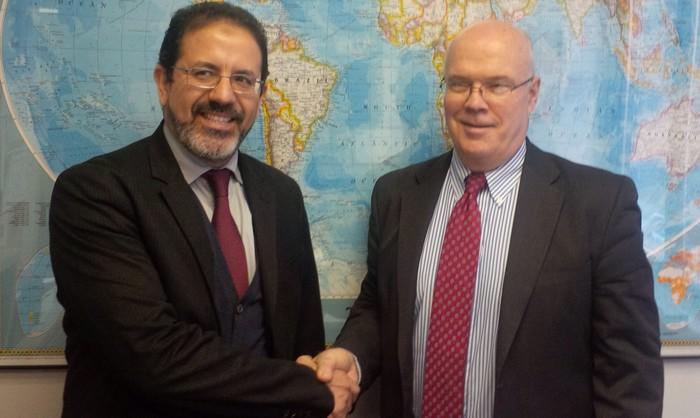 Royal Air Maroc signe un accord de partenariat avec l'ONU