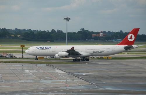 Maroc: Un avion de Trurkish Airlines attérrit d'urgence suite à une alerte à la bombe