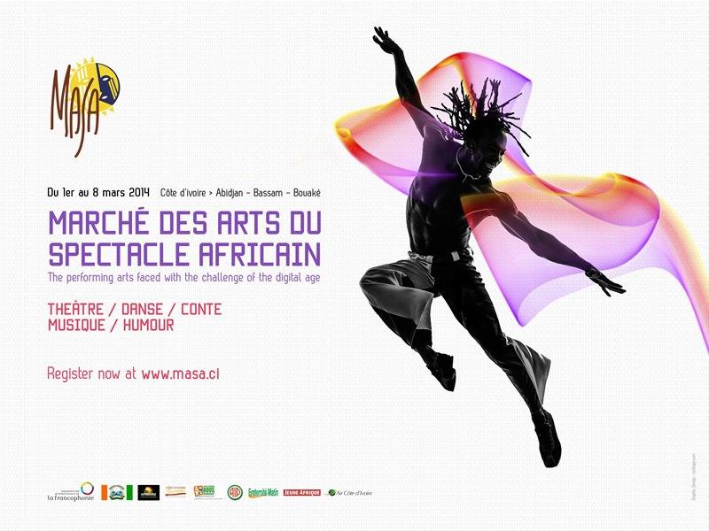 Royal Air Maroc transporte les participants du Marché des arts du spectacle africain 2014