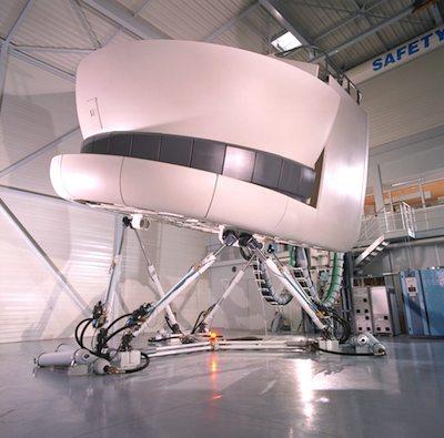ATR qualifie en Amérique latine un simulateur de vol de la série ATR-600