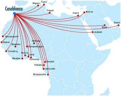 Royal Air Maroc déterminée à améliorer les services offerts à ses clients sur les lignes africaines
