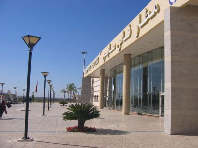La chambre des représentants et des conseillers suivent l'état d'avancement de l'extension de l'aéroport Fès-Saiss