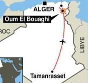 Crash d'un C130 de l'armée de l'air algérienne: 71 corps récupérés et un survivant